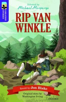 Rip Van Winkle Badger Learning