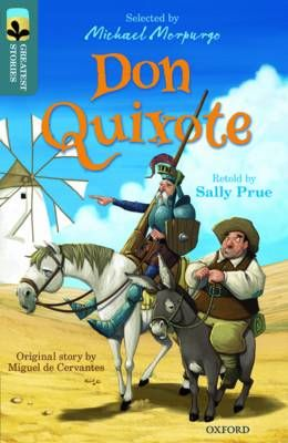 Don Quixote Badger Learning
