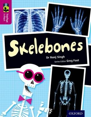 Oxford Reading Tree Treetops Infact: Level 10: Skelebones Badger Learning