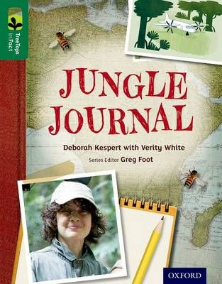 Jungle Journal Badger Learning