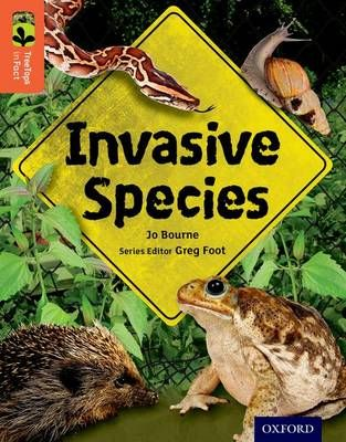 Invasive Species Badger Learning