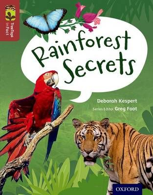 Rainforest Secrets Badger Learning