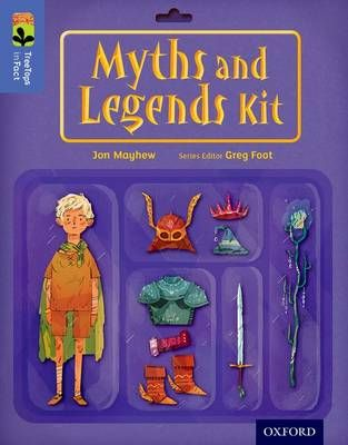 Myths and Legends Kit Badger Learning