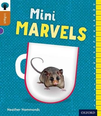 Oxford Reading Tree Infact: Level 8: Mini Marvels Badger Learning