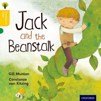 Oxford Reading Tree Traditional Tales: Level 5: Jack and the Beanstalk Badger Learning