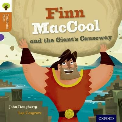 Finn MacCool & the Giant's Causeway Badger Learning
