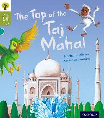 The Top of the Taj Mahal Badger Learning