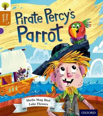 Pirate Percy's Parrot Badger Learning