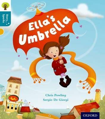 Ella's Umbrella Badger Learning
