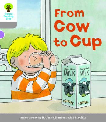 From Cow to Cup Badger Learning