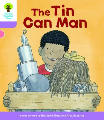 Tin Can Man Badger Learning