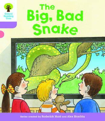 Big, Bad Snake Badger Learning