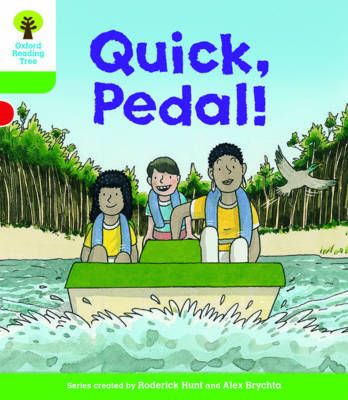 Quick, Pedal! Badger Learning