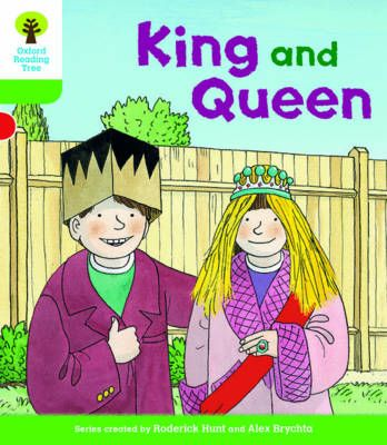 King and Queen Badger Learning
