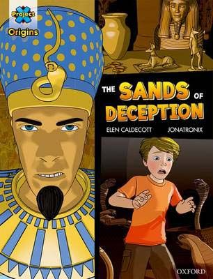 The Sands of Deception Badger Learning