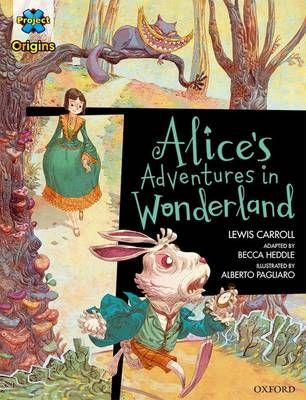 Alices Adventures in Wonderland Badger Learning