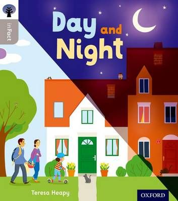 Oxford Reading Tree Infact: Oxford Level 1: Day and Night Badger Learning