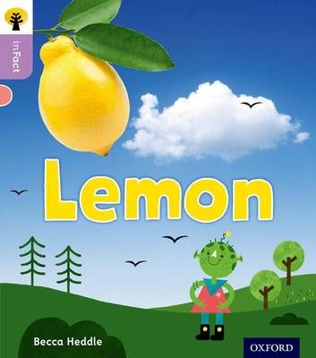 Oxford Reading Tree Infact: Oxford Level 1+: Lemon Badger Learning