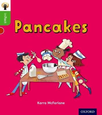 Oxford Reading Tree Infact: Oxford Level 2: Pancakes Badger Learning