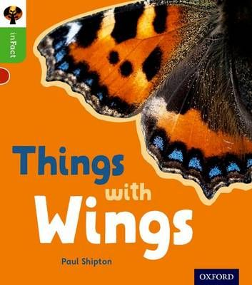 Oxford Reading Tree Infact: Oxford Level 2: Things with Wings Badger Learning
