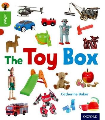 The Toy Box Badger Learning