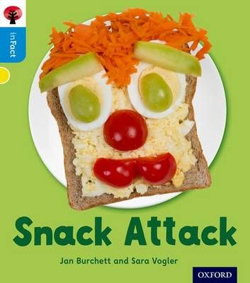 Oxford Reading Tree Infact: Oxford Level 3: Snack Attack Badger Learning