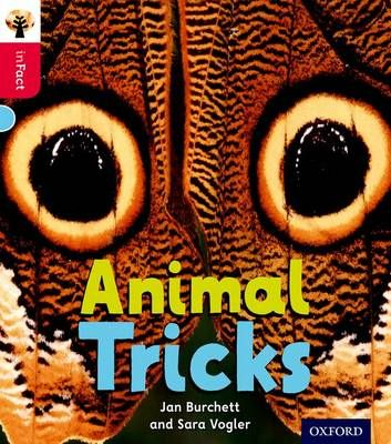 Oxford Reading Tree Infact: Oxford Level 4: Animal Tricks Badger Learning