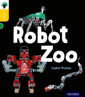 Robot Zoo Badger Learning