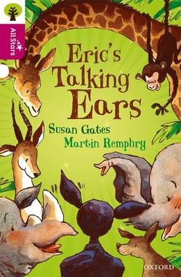 Eric's Talking Ears Badger Learning