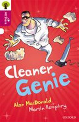 Cleaner Genie Badger Learning