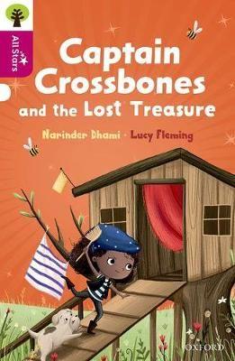 Captain Crossbones & the Lost Treasure Badger Learning