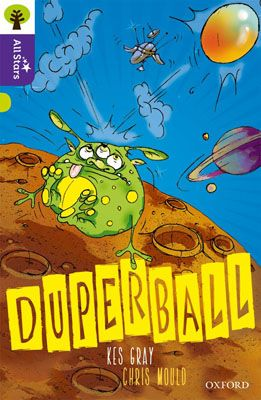 Duperball Badger Learning