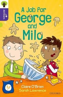 A Job for George & Milo Badger Learning