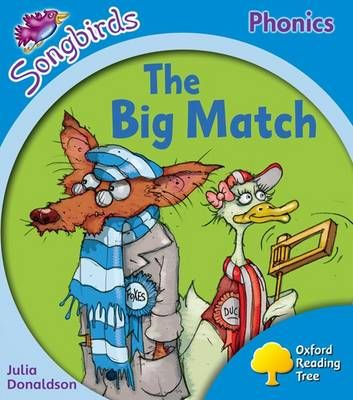 The Big Match Badger Learning