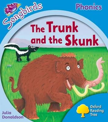 The Trunk & the Skunk Badger Learning