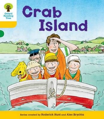 Crab Island Badger Learning