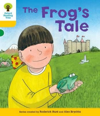 Frog's Tale Badger Learning