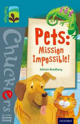 Pets: Mission Impossible! Badger Learning
