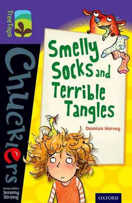 Smelly Socks and Terrible Tangles Badger Learning