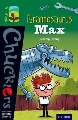 Tyrannosaurus Max Badger Learning