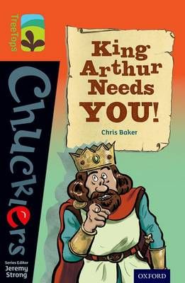King Arthur Needs You! Badger Learning