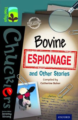 Bovine Espionage and Other Stories Badger Learning