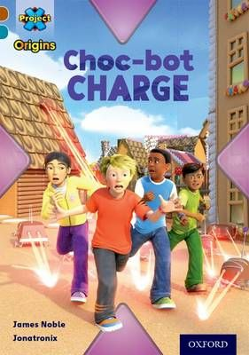 Choc-Bot Charge Badger Learning