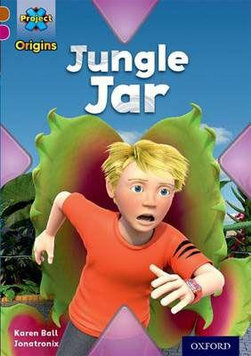 Jungle Jar Badger Learning