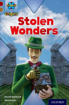 Stolen Wonders Badger Learning