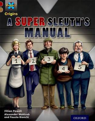 Super Sleuth's Manual Badger Learning