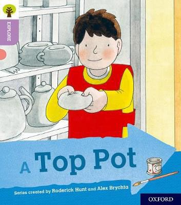 Top Pot Badger Learning