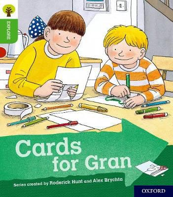 Cards for Gran Badger Learning