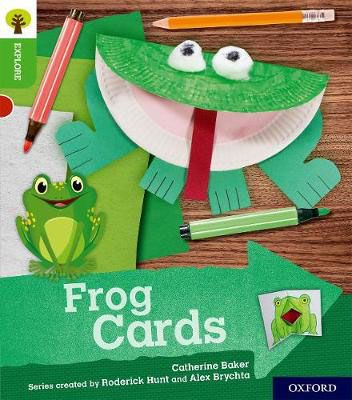 Frog Cards Badger Learning