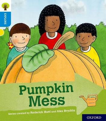 Pumpkin Mess Badger Learning